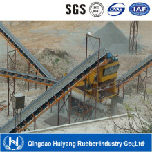 Heavy Duty Roller Crusher Conveyor Belt