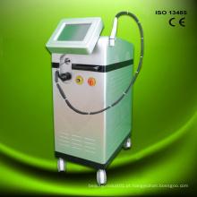1064 Ng YAG Long Pulse Laser Depilação Equipamento de beleza