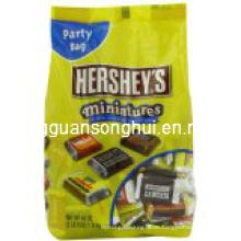 Plastiksüßigkeits-Verpackungs-Tasche / Fudge-Verpackungs-Tasche