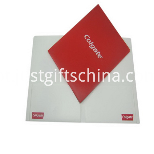 Promotional Two Pockets File Folder 2