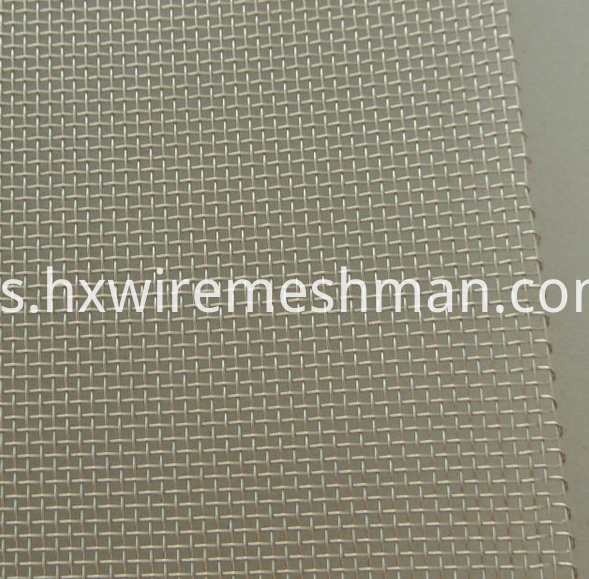 selvedge weaving wire cloth