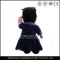 China atacado realista preto brinquedos de pelúcia para a Páscoa feriados do dia das bruxas