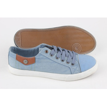 Men Shoes Leisure Comfort Men Canvas Shoes Snc-0215096