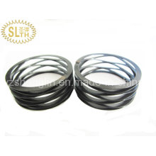 Music Wire Black Oxide Wave Spring with High Quality