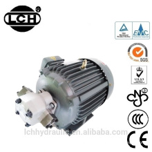 3 phase horizontal induction electric motors