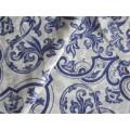 75D Impreso poliéster Crepe tela de gasa para el vestido