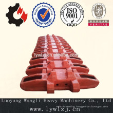 High Quality Excavator Casting Track Shoe Assembly