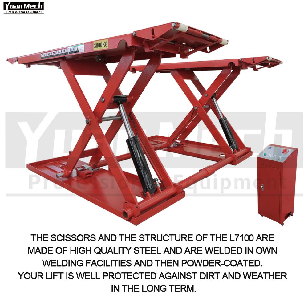 mid rise lift welding