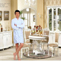 MEN'S FREE SIZE MICROFIBER SLEEPWEAR BATHROBE