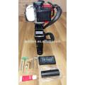 50mm 55mm 70mm Handheld Petrol Piling Hammer Mini essence à propulsion à la terre Machine Pile Driver