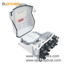 caixa de terminais de fibra optica for ABS splitter MINI splitter pigtail NAP box FTTH CTO box