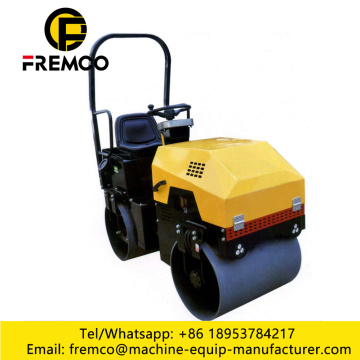 Hydraulic 1.5 Ton Vibratory Road Roller