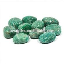 Камни для камней из речной камни с высоким полированным драгоценным камнем