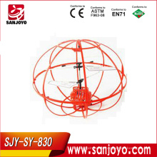flying ball helicopter 3.5CH flash con cable USB