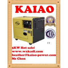 Schlussverkauf! Vlais Kde6500t 5kw Super Silent Diesel Generator