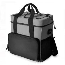 Custom LOGO Waterproof Picnic Thermal Food Lunch Cooler Tote Bag