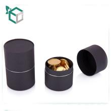 Ronda de papel de lujo certificado FSC tubo de papel para chocolate