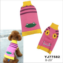 China Dog Clothes. Pet Sweater (YJ75582)