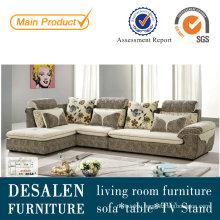 Hot Sell Popular Dubai Fabric Sofa (303A)