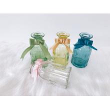 Alpine borosilicate glass vase