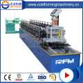 Galvanised Steel Door Shutter Roll Forming Machine