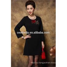 Ropa interior clásica de la prendas de vestir exteriores de la manga de las mujeres elegantes de la alta calidad floja
