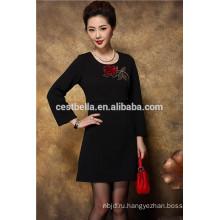Высокое качество шикарные женщины Повседневная пальто с длинным Верхняя одежда классические свободную одежду