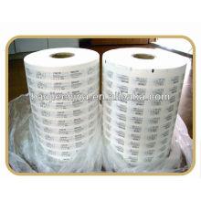 medizinisches beschichtetes Papier für die Verpackung von medizinischen Verbrauchsmaterialien