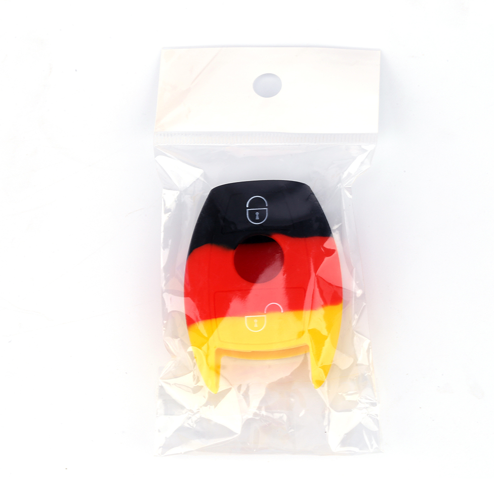 Benz Silicone car key shell