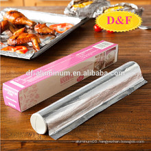 Roasting Aluminum Foil in Color box for sale
