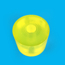 Yellow Transparent Shore Hardness 65A - 95A Rubber Plastic PU rod