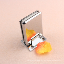 Bisagra de latón para puerta de ducha de espesor de vidrio de 6 ~ 12 mm con alta calidad