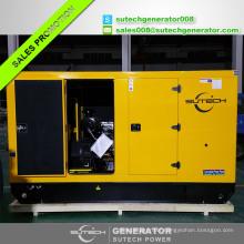 200 kva/160 kw Lovol engine 1106C-P6TAG4 diesel generator set