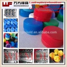 moulage par injection en plastique pour la fabrication de moules de chapeau de bouteilles d'eau minérale