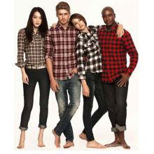 Alta qualidade t / c 65/35 45 s * 45 s 133 * 72 camisa de sarja poli / tecido de algodão popeline tecido