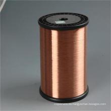 Alambre de acero revestido de cobre del cable eléctrico de 0.10mm-4.0mm