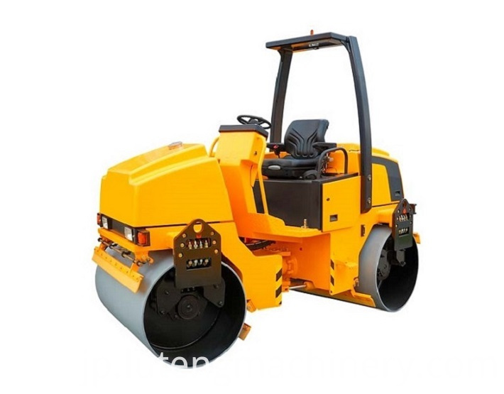 Double Drun Vibratory roller