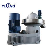 YULONG XGJ560 pellet making machine for south africa