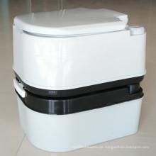 24L tragbare Toilette im Freien Mobile Toilette