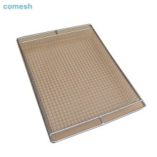 High quality Stainless steel mesh tray