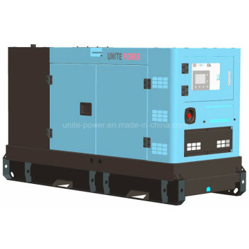375kVA 300kw Yuchai Silent Soundproof Diesel Generator
