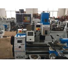 Wmp290V 3 em 1 máquina de perfuração e fresagem de torno