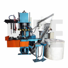 Aluminum armature die casting machine