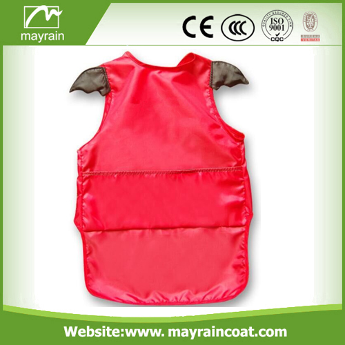 Sleeveless Kids Polyester Smock