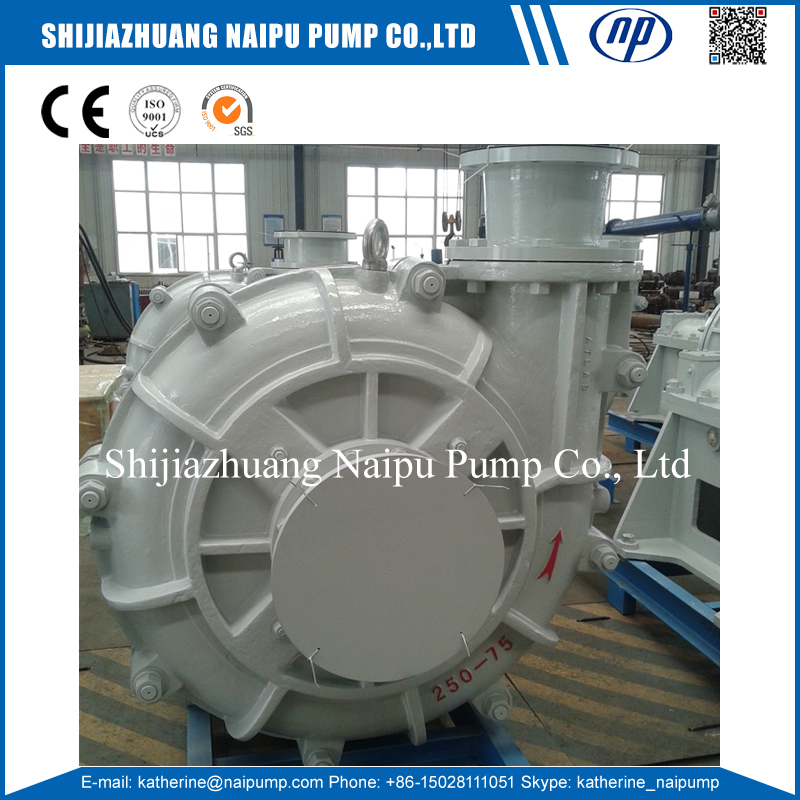 ZGB Mining slurry pump