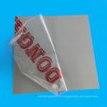 Подгонянная Покрынная PVC листа металла