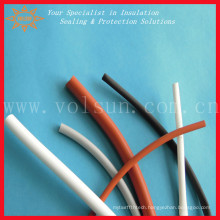 silicone rubber flexible heat shrink tubing