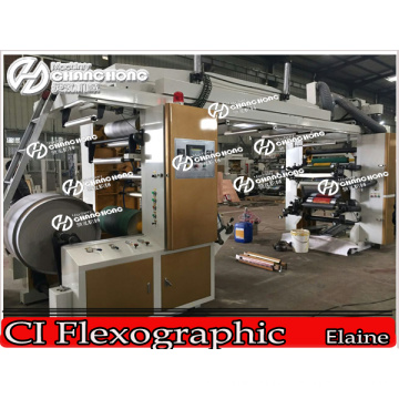 Máquina de impressão de etiquetas de coca / máquina de impressão flexográfica