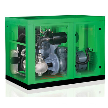 Безмасляный винтовой воздушный компрессор (11-160 кВт)