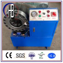 Máquina de friso da mangueira hidráulica de alta pressão nova do projeto do Ce